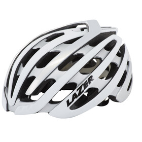 Lazer Z1 Cykelhjelm hvid/sølv